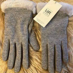 Ugg Women's Combo Smart Tech  Glove